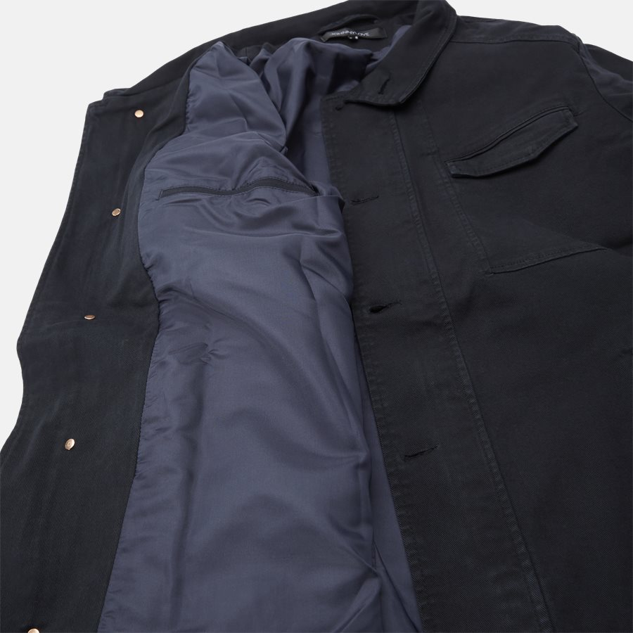 BRONCO 055 - Bronco Jakke - Jakker - Regular - DARK NAVY - 11